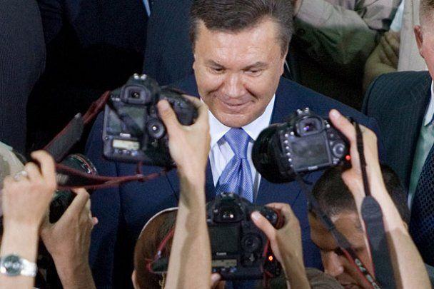 Президент Виктор Янукович празднует 60-летний юбилей