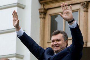 Янукович пообіцяв житло по 400 доларів за метр