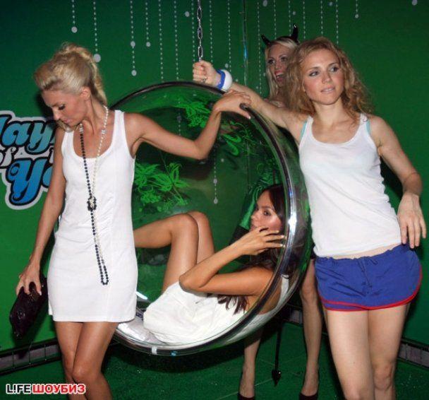 Анатолій Вассерман потусив на вечірці Playboy