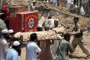 Масштабный теракт в Пакистане: 60 погибших