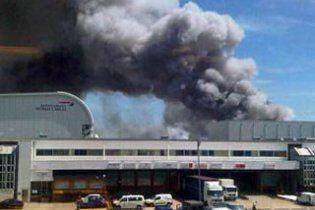 """У Великобританії загорівся аеропорт """"Хітроу"""""""