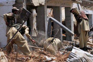 Талибы отомстили за смерть бен Ладена, совершив двойной теракт в Пакистане