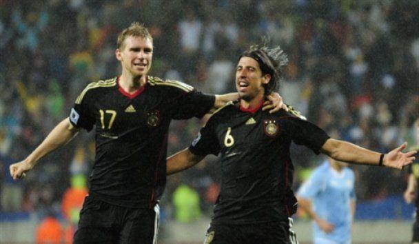 Німеччина виграла бронзові медалі чемпіонату світу (відео)