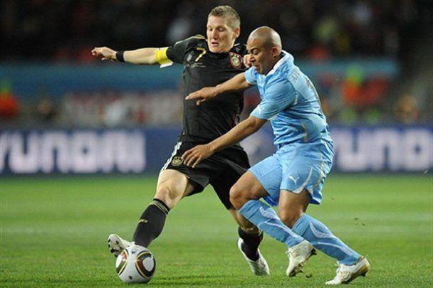 Німеччина 3:2 Уругвай. Чемпіонат світу-2010. Фотозвіт