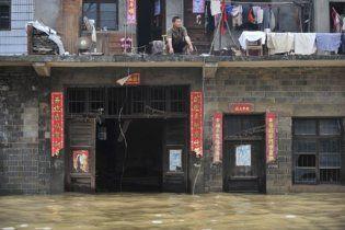 У Китаї жертвами повеней стали 50 людей