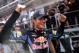 Формула- 1. Уэббер выиграл Гран-при Великобритании