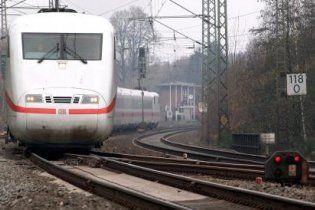 У Німеччині через аномальну спеку зламалися десятки потягів