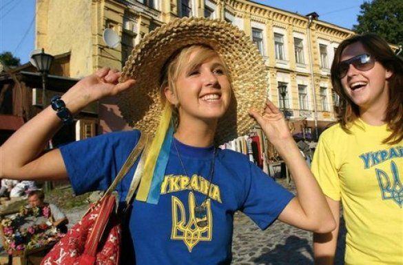 українці, Україна