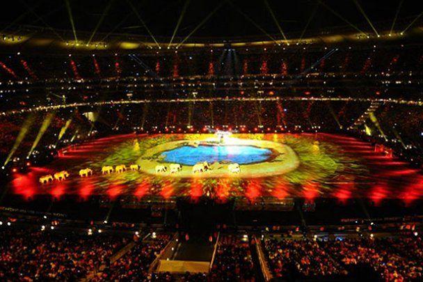 Церемонія закриття Чемпіонату світу з футболу-2010