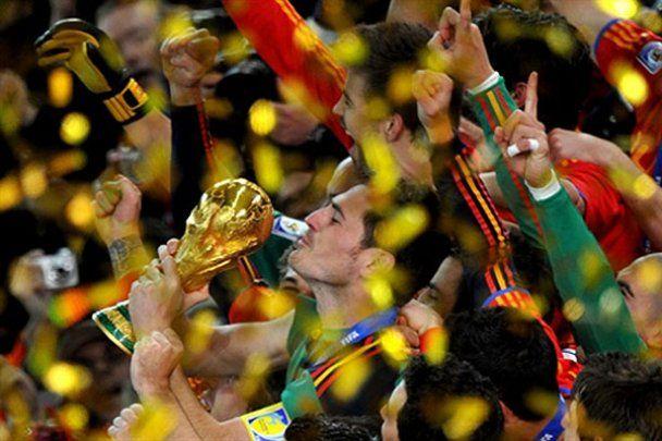 Іспанія вперше стала чемпіоном світу з футболу