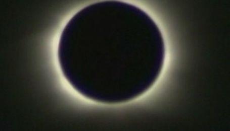 Полное солнечное затмение наблюдали жители южного полушария