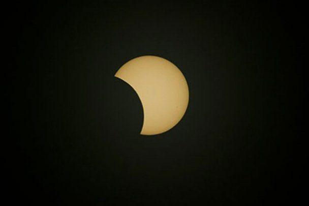Повне сонячне затемнення на острові Пасхи