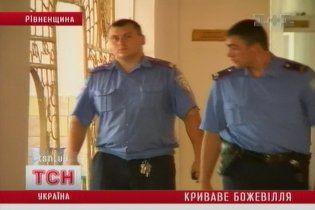На Рівненщині псих убив трьох людей ніжкою від ліжка