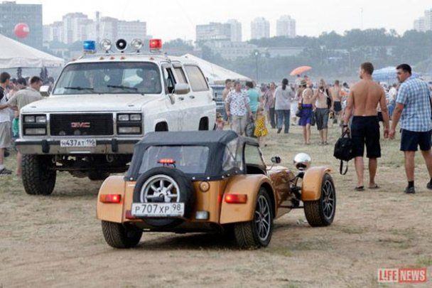 """Автошоу """"Автоекзотика-2010"""" у Москві"""
