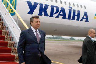 Администрация Януковича планирует закупить 6 самолетов