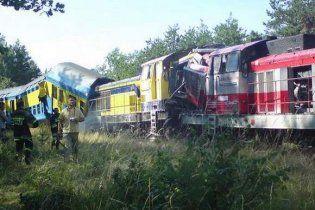 В Польше сошел с рельсов пассажирский поезд
