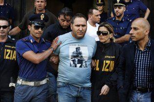 В Італії заарештували 300 мафіозі