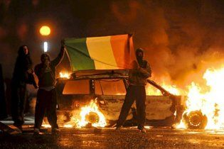 Побоїще в Белфасті: поранені більше 80 поліцейських