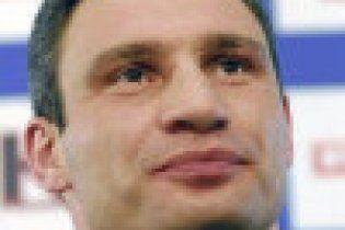 Бриггс пообещал шокировать Виталия Кличко