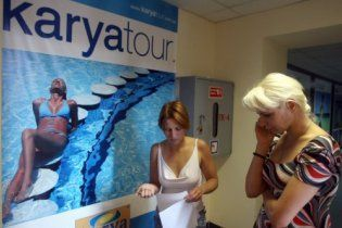 Karya Tour заборгувала туристам близько півтора мільйони гривень