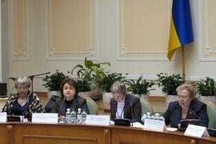 Україна опустилася у рейтингу гендерної рівності
