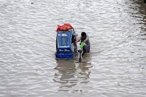 """Жертвами тайфуну """"Консон"""" на Філіппінах стали вісім людей"""