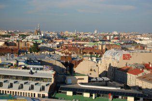 У Санкт-Петербурзі відновили світло