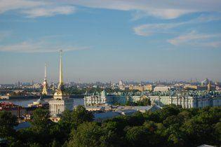 Санкт-Петербург залишився без електрики