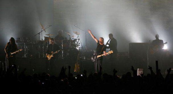 Гурт Pink Floyd возз'єднався
