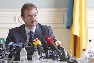 Попов відмовився від посади мера Києва