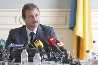 Попов отказался от должности мэра Киева