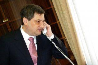 """Спецподразделение ГАИ """"Кобра"""" пыталось оштрафовать губернатора Одесчины"""