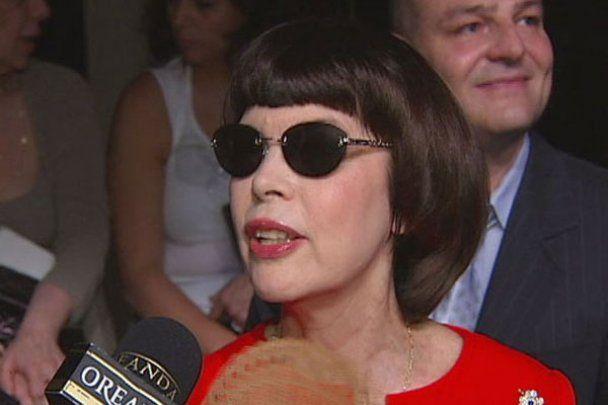 """Мірей Матьє дала ексклюзивне інтерв'ю """"Світському життю"""""""