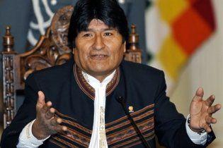 Президента Боливии отравили его собственные повара