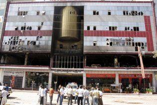 В иракской гостинице живьем сгорели 40 постояльцев