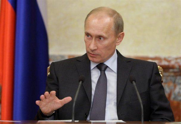 Путин спел вместе с шпионкой Анной Чапман