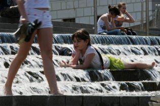 Найближчими днями температура в Україні перевищить +40