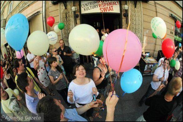 Гей-парад у Варшаві
