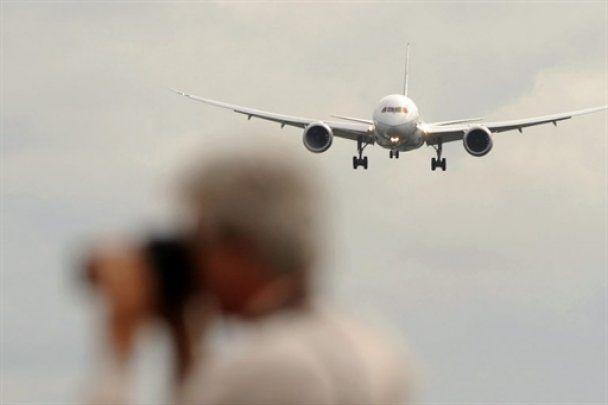 Відкрився міжнародний авіасалон у Фарнборо