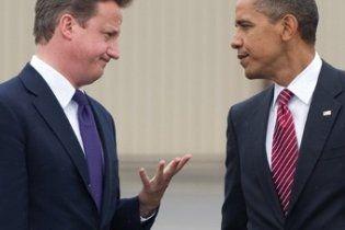 Британський прем'єр вирішив заступитися за BP перед Обамою