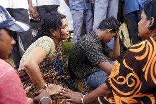 В Индии десять человек погибли в давке в храме