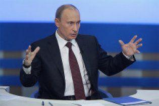 """Путин высказался о ксенофобии в России: нужно """"воевать с радикалами"""""""