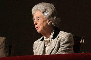 Бельгийской королеве послали открытку с гробом