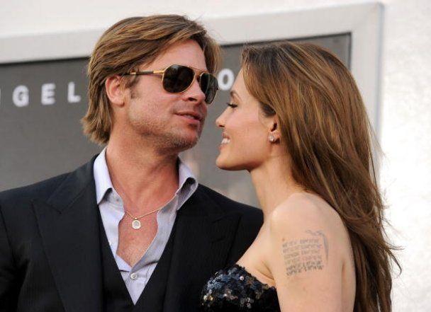 Питт и Джоли выиграли суд против британского таблоида