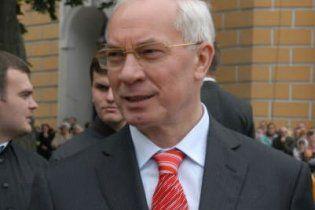 Азаров в очередной раз собирается посетить Москву