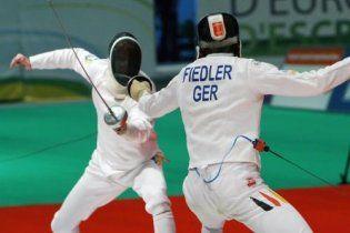 Українські шаблісти завоювали срібло на Чемпіонаті Європи