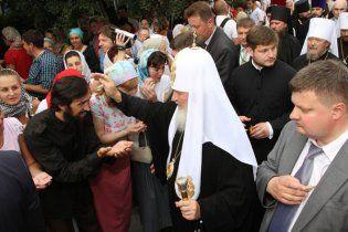 В Киеве запретили крестный ход сторонников Кирилла