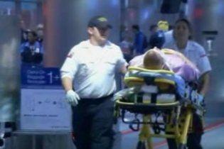30 пасажирів отримали травми через потрапляння літака в турбулентність