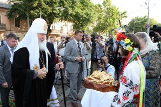 Кирила у Дніпропетровську охоронятимуть 4 тисячі міліціонерів