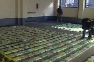 Армии Никарагуа удалось конфисковать почти полторы тонны кокаина